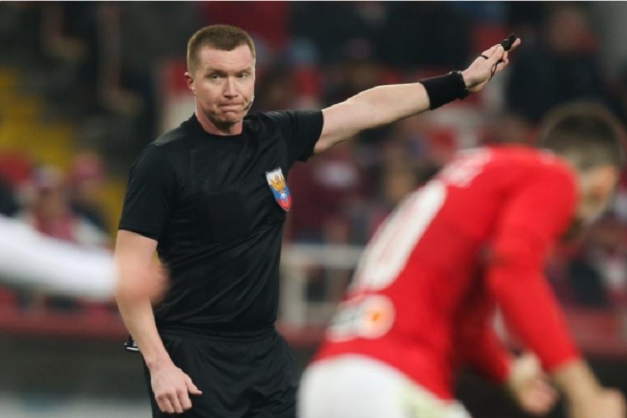 Арбитр Васильев: 'Уверен, что решение пожизненно отстранить меня от судейства во многом связано с одним большим клубом не из Москвы'