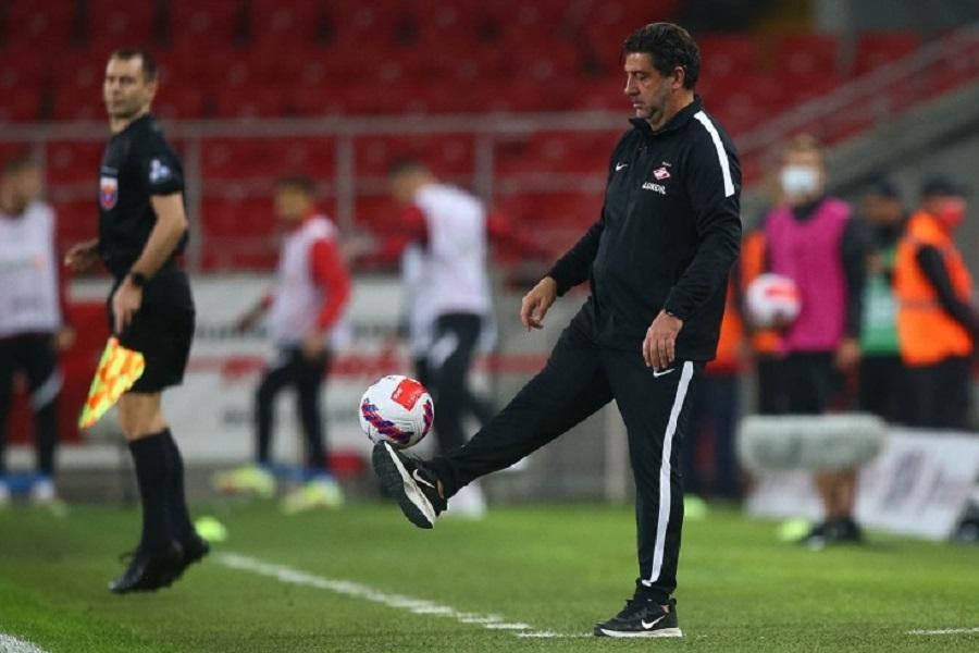 'Спартак' потерпел пятое поражение кряду в еврокубках