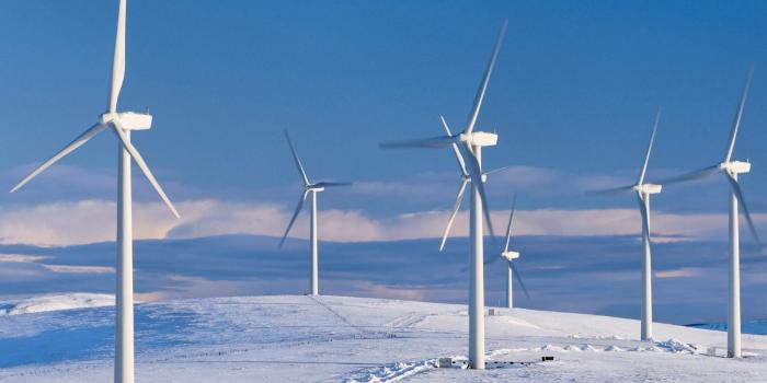 Энергосеть Техаса рухнула из-за ветрогенераторов - ...