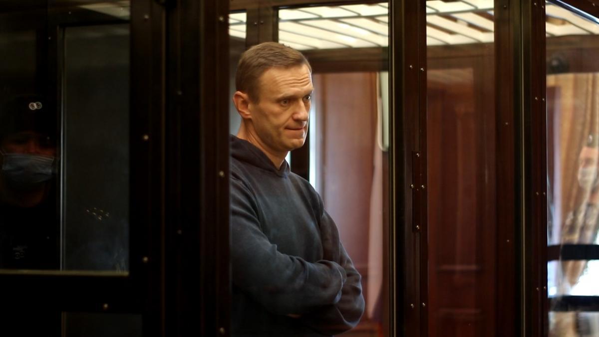 В Париже призвали «твердо» ответить Москве на ситуацию с Навальным
