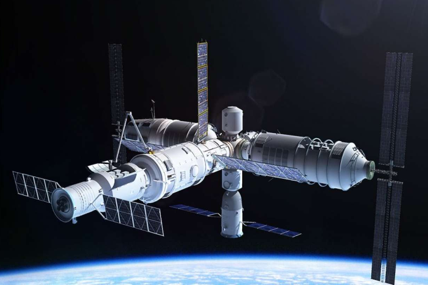 Китай огласил свой план по освоению космоса, который больше напоминает научную фантастику