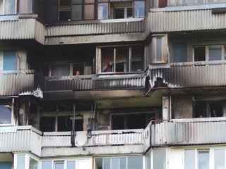 Пожар в Ленобласти унес жизни двух подростков