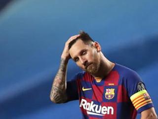Месси хочет остаться в 'Барселоне'