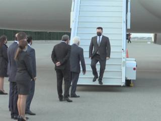 Генпрокурор РФ прибыл в Баку с официальным визитом