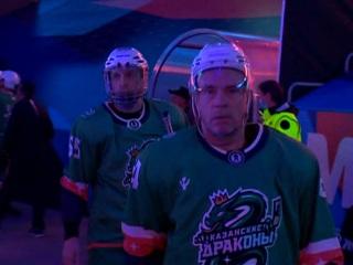 Новости на 'России 24'. На Фестивале хоккея НХЛ встретились 'Флагман' и 'Казанские Драконы'