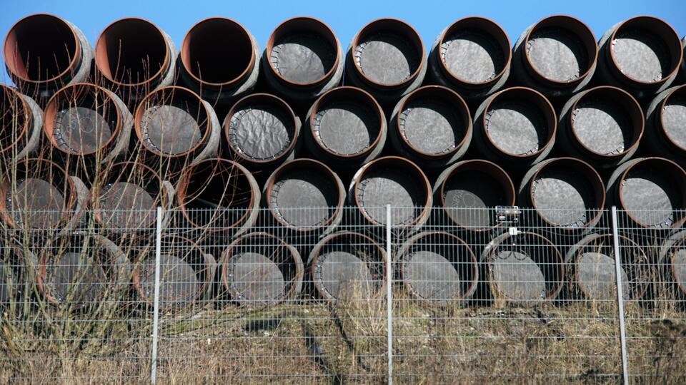 В 'Нафтогазе' заявили, что 'Северному потоку-2' не разрешат работать