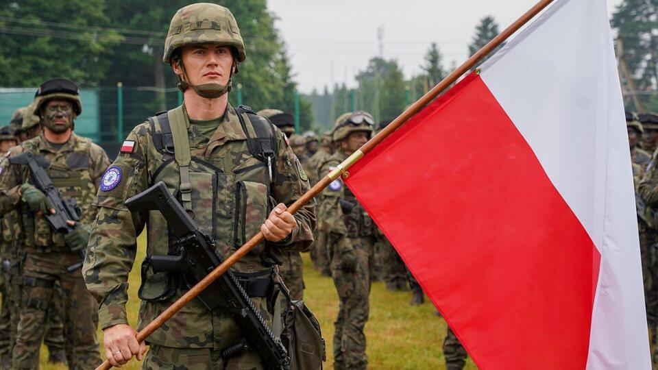 На Украине высадился польский десант