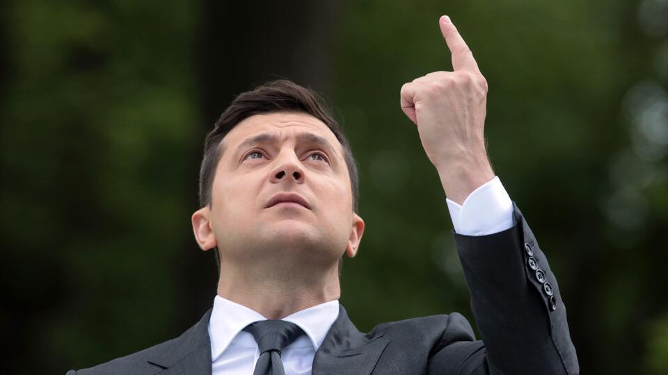 Политолог о деле по госизмене Зеленского: 'Борьба в террариуме'