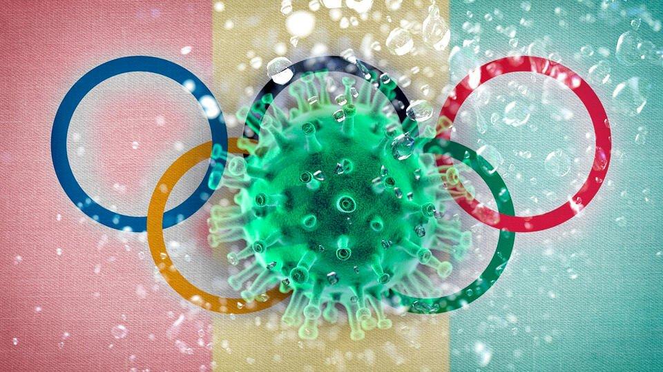 Возникновение 'олимпийского' штамма коронавируса сочли маловероятным