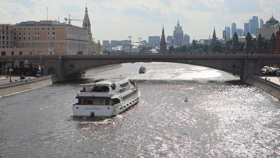 В Москве в четверг будет до 24 градусов