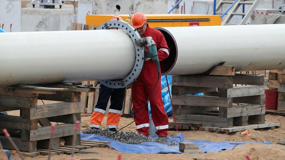 Госдеп пообещал новые санкции по 'Северному потоку — 2'