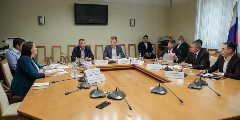 Соорганизатор акции #МЫВМЕСТЕ Артем Метелев провел первое заседание парламентского комитета по молодежной политике