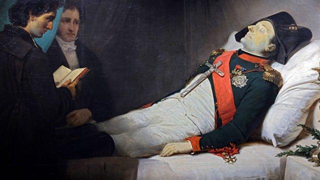Neue Zürcher Zeitung (Швейцария): тайна смерти Наполеона