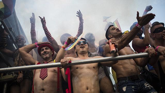Ipsos (Франция): глобальное исследование LGBT+ Pride — 2021