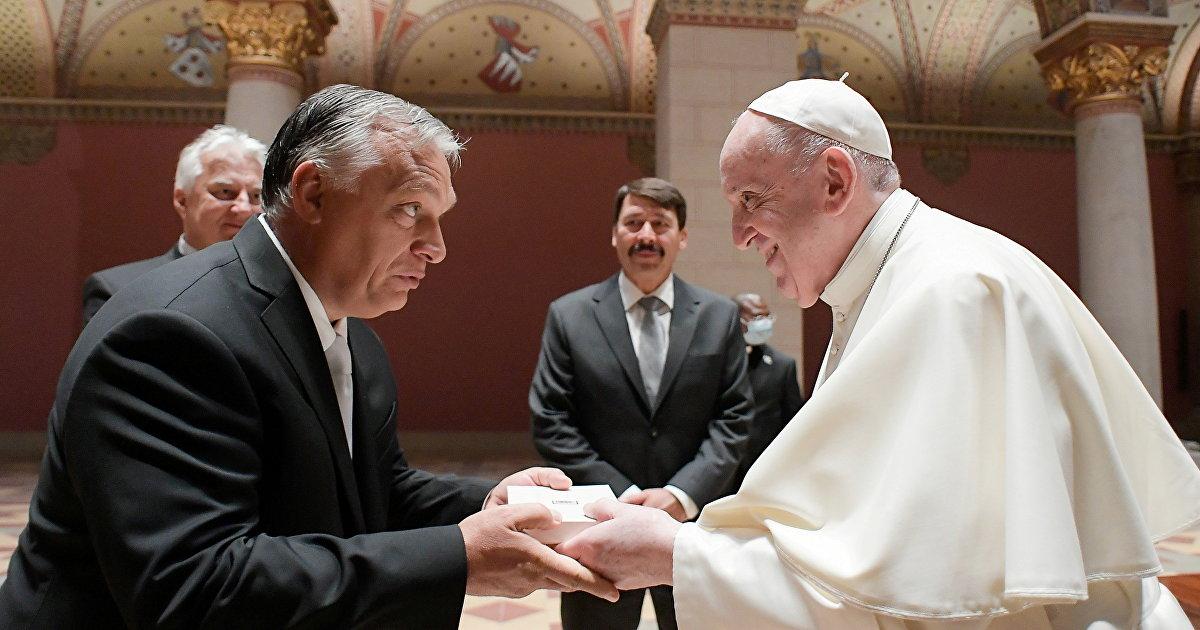 The American Conservative (США): Орбан встречается с Франциском (The American Conservative)