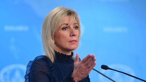 Захарова объяснила цензуру в американских соцсетях