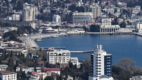 Власти Крыма рассказали, где построят первую опреснительную установку