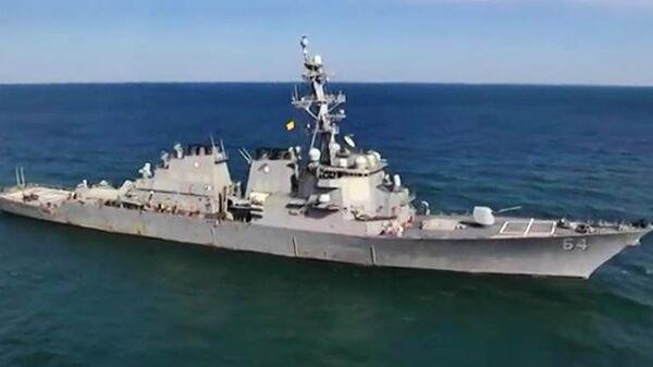 CNN: США могут направить корабли в Черное море 'в знак поддержки Украины'