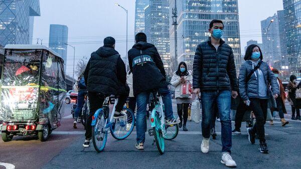 Китай отверг предложенный ВОЗ план расследования происхождения COVID-19