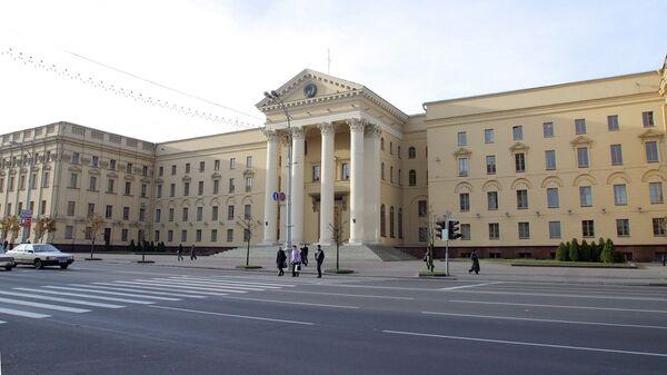 В Белоруссии задержали 20 человек по делу о террористических атаках