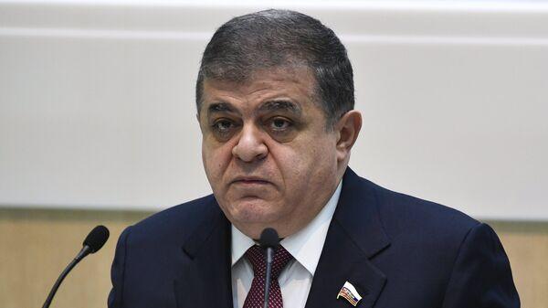 Джабаров назвал новые санкции США по 'Северному потоку — 2' смешными
