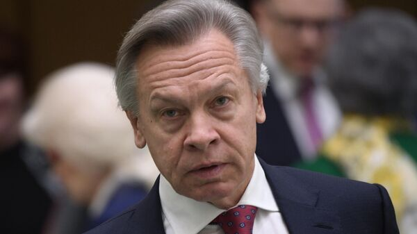 Пушков назвал единственно возможную форму существования Украины