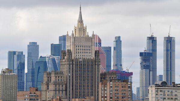 В МИД рассказали о сценарии отключения Москвы от SWIFT