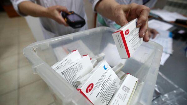 'Вектор' начал клинические испытания трехкратного введения 'ЭпиВакКороны'