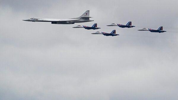 В Дании обвинили Россию в нарушении воздушного пространства