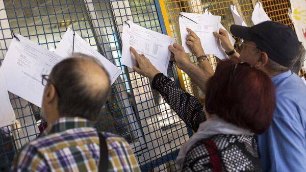 На выборах в Ассамблею Мадрида побеждает правящая Народная партия