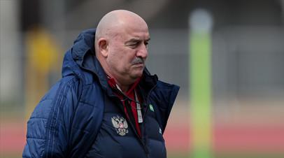 Черчесов ответил на вопрос о заявке сборной России на Евро-2020