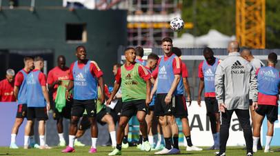 Куртуа считает, что Бельгии предстоит сложный матч со сборной России
