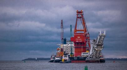 Киев инициировал консультации с ЕК и ФРГ по «Северному потоку — 2»