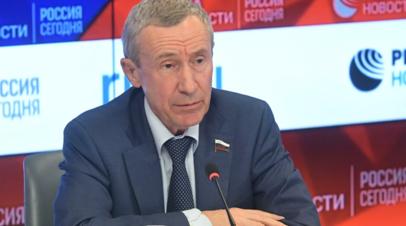 Сенатор Климов прокомментировал жалобу России на Украину в ЕСПЧ