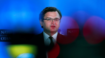 Кулеба рассказал о претензии к заявлению США и ФРГ по «Северному потоку — 2»
