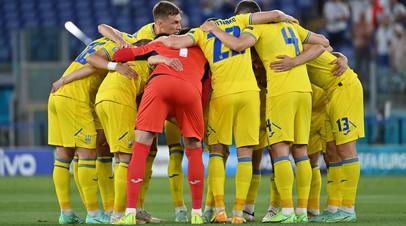 Тренер сборной Украины по футболу заявил, что не вызовет в команду игроков из РПЛ