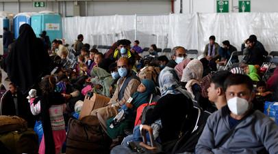 «На пороге кризиса»: Россия заявила об отсутствии планов «делить бремя ответственности» с Западом за судьбу мигрантов