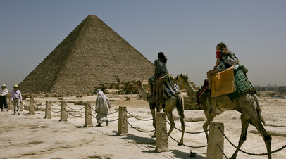 Россия с 9 ноября снимет ограничения на рейсы в курортные города Египта
