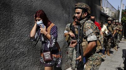 Al-Mayadeen: в Ливане установили личности виновных в стрельбе в Бейруте