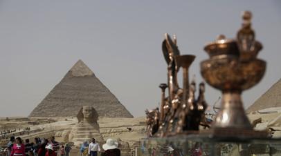 В РСТ прокомментировали снятие ограничений на рейсы в курортные города Египта в ноябре