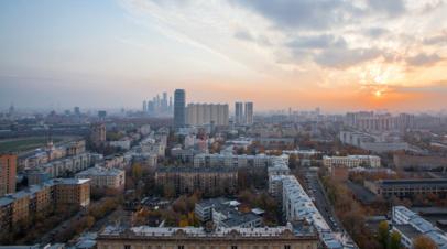 Собянин высказался о возможности введения новых ограничений в Москве из-за COVID-19