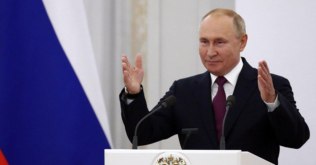 The Telegraph (Великобритания): Европа во власти Путина (The Telegraph UK)