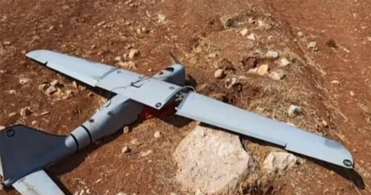 Sabah (Турция): горячие минуты в Тель-Рифате! Сбит российский дрон! Мехметчик* начеку, наблюдает за регионом... (Sabah)