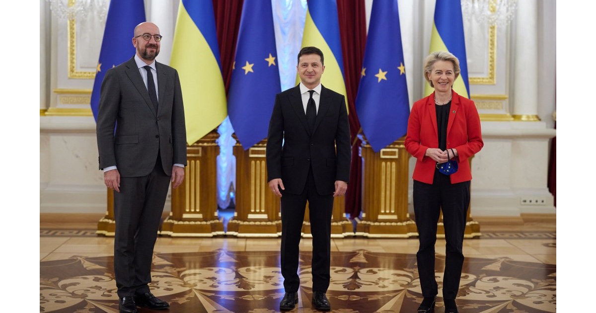 Večernji list (Хорватия): что происходит в Киеве? Европа подала важный сигнал. Украина играет стратегическую роль в кризисе (Večernji list)