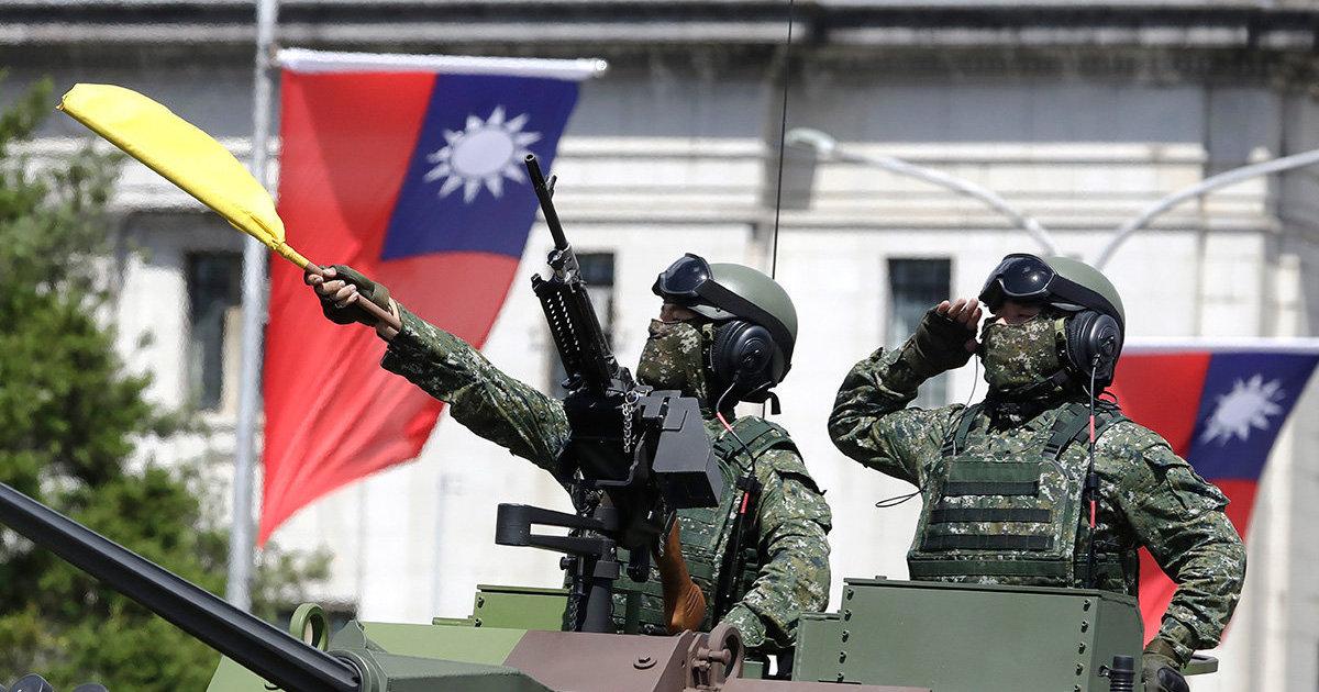 Китай-Тайвань: угроза миру во всем мире (Le Monde, Франция) (Le Monde)