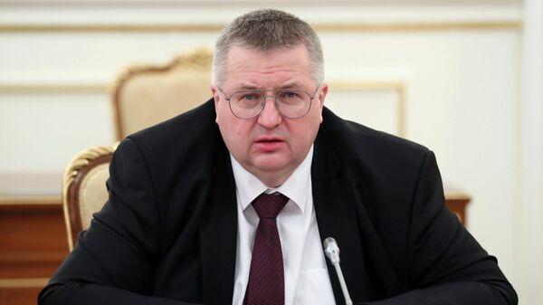Вице-премьер Оверчук назвал встречу в Госдепе отличной