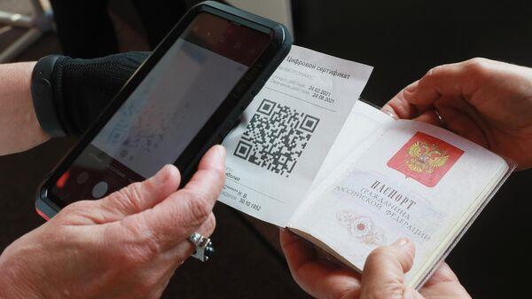 Премьер Крыма допустил введение системы QR-кодов из-за коронавируса
