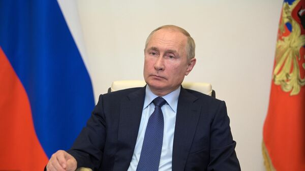 Путин заявил, что Россия заинтересована в отсутствии волнений в США