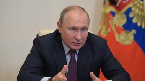 Путин заявил, что криптовалюта очень нестабильна