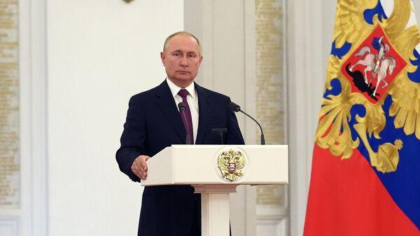Путин высказался по вопросу преемника